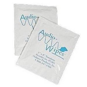 AudioWipes Singles Towelettes