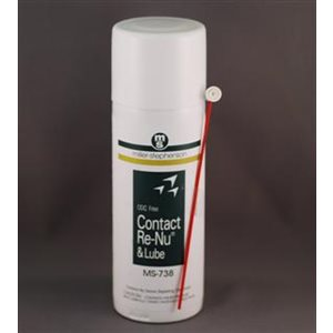 Contact Re-Nu with Lubricant (12oz)