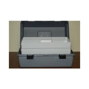 Multi-Compartment Travel Box