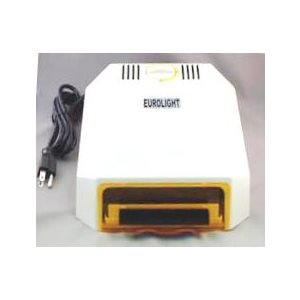 Universal UV Curing Light with Integrated Timer & (4) 9-Watt Bulbs