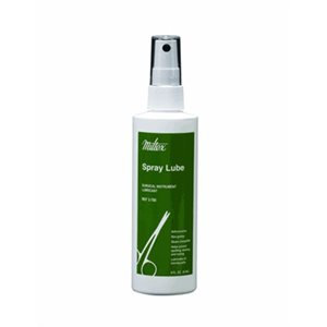 Miltex Spray Instrument Lubricant (8 oz spray bottle)