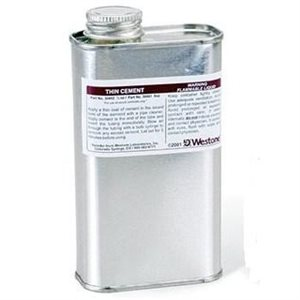 Thin Tubing Cement (8oz can)