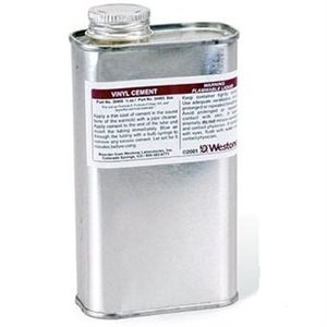 Vinyl Tubing Cement (8oz can)