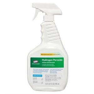 Clorox Healthcare Hydrogen Peroxide Cleaner Disinfectant Spray (32oz)