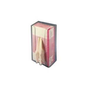 Acrylic Exam Glove Dispenser - Clear (each)