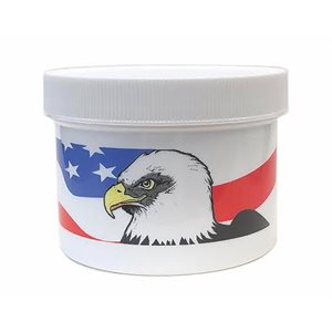 Hearing Aid Dehumidifier - Patriotic