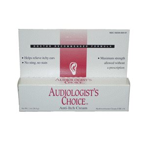 Audiologist's Choice® Anti-Itch Cream