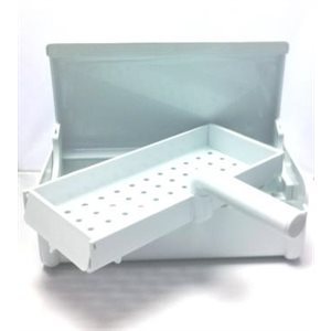 Audiologist's Choice® 3-Part Soaking Tray