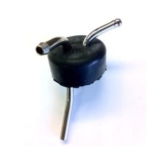 Replacement Rubber Stopper with tubes for Gomco
