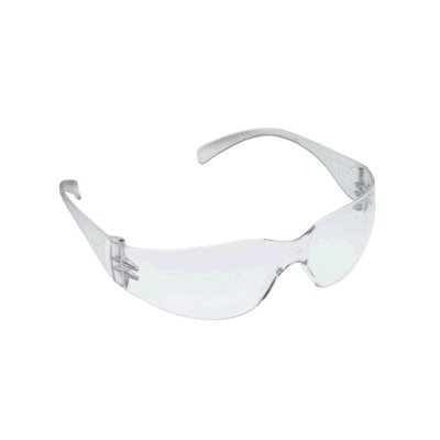 Clear Frame Safety Glasses
