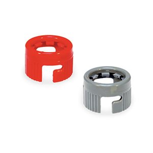 Retainer Ring for 232K Syringe (red / child)