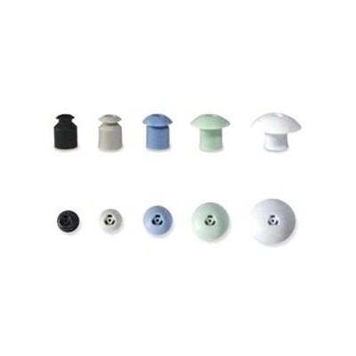 Welch Allyn MicroTymp 3 Eartip Set - 10 / set (2 of each size eartip)