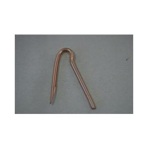 Tinted 13T Tubing, brown (25 / bag)