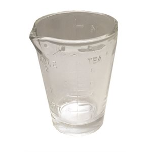 Mixing Cup-Glass (1oz)