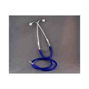 Heavy Duty Hearing Aid Stethoscope (blue)