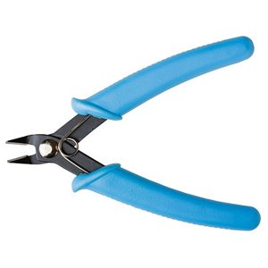 Excel Blue Sprue Cutter (blue soft grip handle)