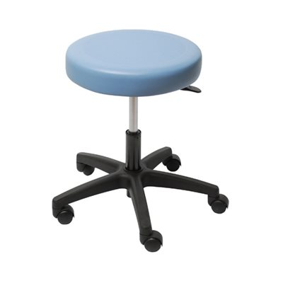 "Backless Pneumatic Stool (16"" seat diameter)"