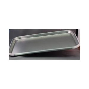 Stainless Steel Cafeteria Style Tray