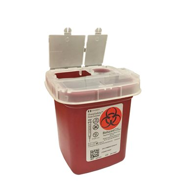 Sharps Container (1 pint)