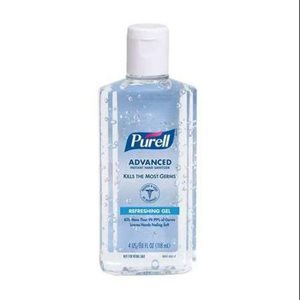 Purell Advanced Instant Hand Sanitizer (4oz squeeze bottle)