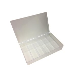 Twelve Compartment Empty Box for Eartips