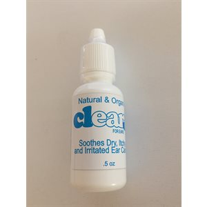Clears for Ears (0.5 oz bottle)