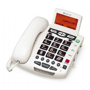 ClearSounds WCSC600 UltraClear Amplified Speakerphone (white)