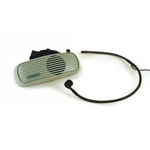 Chattervox Voice Amplifier with DynaMic Collar Mic