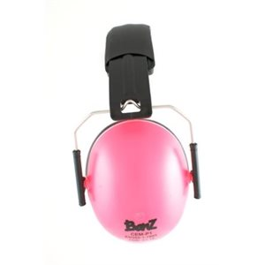 Baby Banz Junior Earmuff - Pink (1 unit)