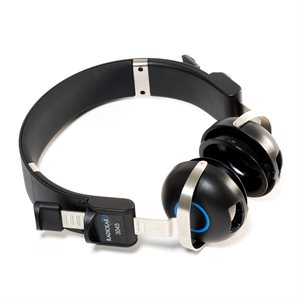 RadioEar Easy Adjust Adult Headphones (10 Ohm)
