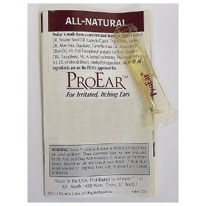 Miracell ProEar Sample with Brochure (12 / pack)
