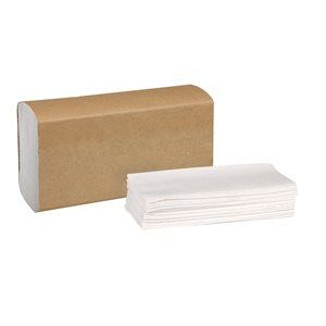 Multifold Paper Towels - white (250 / pk)