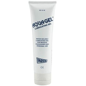 Aquagel Lubricating Gel, Tube with Flip Top Cap (5oz)