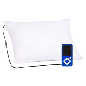 Sound Pillow Travel Sleep System with Travel Sound Pillow & MP3 Player