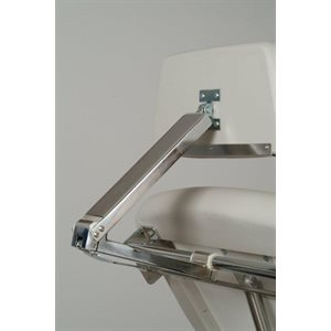 Articulating Headrest for UMF 8677 Exam Chair